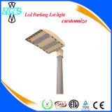 Luz de rectángulo de zapato de la UL LED para el estacionamiento