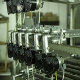 Equipo de pan 4-Pan eléctrica Gas horno de la cubierta