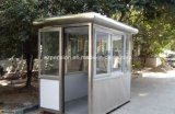 Casa de protector prefabricada del precio bajo de Peison/prefabricada móvil