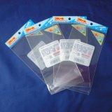 De transparante van de Verpakking BOPP Plastic Zak van de opp- Kopbal met Zelfklevend