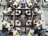 Automatische CNC-Aluminiumfenster-Tür-Eckquetschverbindenmaschine
