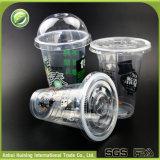 بلاستيك مستهلكة يعزل [كلر جويس] فنجان مع أغطية