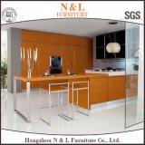 2017 de Nieuwe Houten Keukenkast van het Ontwerp van de Keukenkast