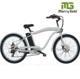 Elektrisches unterstütztes Mann-Kreuzer-elektrisches Fahrrad hergestellt in China