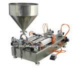 중국에서 두 배 헤드 풀 충전물 기계 또는 풀 충전물