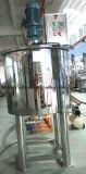 Kleine Quetschkissen-flüssige Seifen-Herstellung-Maschine