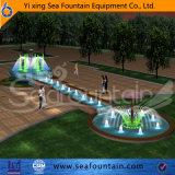 Fuente del control de programa de la combinación en el parque