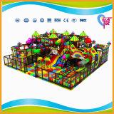 Aire de jeux pour enfants Safe Safe pour enfants avec toboggan à tube (A-15219)