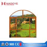 Окно Casement алюминиевой рамки просто конструкции китайского типа стеклянное