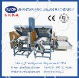 Máquina de rellenar Bc1018-2 del vacío de la configuración del peso de la almohadilla