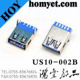 Разъём-розетка USB разъема USB высокого качества 3.0 прямоугольное