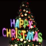 decoração ao ar livre popular da luz feericamente de Trinker Bell do Natal 24VDC