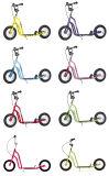 12のインチ2の車輪の女の子のフィートの蹴りのスクーター(MK15SC-12282)