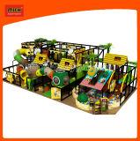 Cour de jeu d'intérieur gonflable de parc d'attractions de produits de Mich