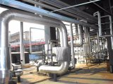 Лента обруча трубы Anticorrosion алюминия подземная, оборачивая ленту слипчивого PE трубопровода проблескивая, лента полиэтилена бутиловая