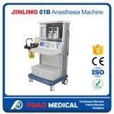 2つの蒸発器の麻酔機械とのセリウム公認Jinling-01b