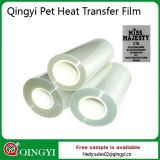 Qingyi com tinta à base de óleo Pet Heat Transfer Printing Film