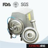 Pompe centrifuge de roue à aubes étroite sanitaire d'acier inoxydable
