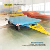 Industrie de la logistique 3t Plate-forme de transfert à plat Déplacement de la cargaison