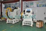 Автомат питания листа катушки с раскручивателем для линии давления и механическим инструментом в фабрике раскручивателя