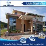2 Planta de estructura de acero Casa modular en el campo