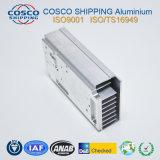 CNCの機械化を用いる脱熱器のための高精度のアルミニウム放出