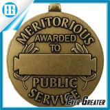 武道のTaekwondoのトーナメントの国際競争の金メダル
