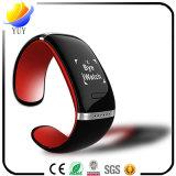 Pedometro astuto della vigilanza del braccialetto senza fili di attività di Bluetooth