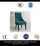 Hzdc140-1 가구 마리아 까만 옆 의자, 2의 세트