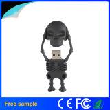 De vrije Verschepende Aandrijving van de Pen van het Skelet USB van de Gift USB3.0 van Halloween (JV1285)