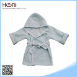 D-047 Stylish Plain Woven Baby Terry Peignoir pas cher