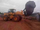 泥の林業大きい容量のローダーの使用できる働き
