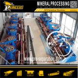 Машина флотирования штуфа золота сепаратора минеральный обрабатывать бака минируя оборудования