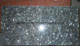 Coutertop를 위한 자연적인 파란 진주 돌 도와 파란 화강암 또는 석판 또는 Backsplash 또는 허영 상단