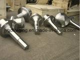 1045 Stahl maschinell bearbeitete Endlosschrauben-Welle verhärten
