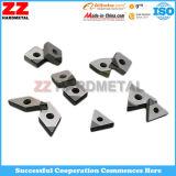 Ножи вставки цементированного карбида вольфрама CNC для нержавеющей стали
