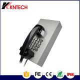 Koontechの破壊者LCDスクリーンが付いている抵抗力があるSIPの緊急時サービスの電話