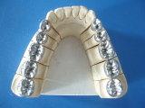 티타늄 & 금 금속 크라운 중국제 치과 실험실