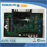 El generador diesel de Gavr-15A parte el AVR
