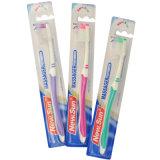 Volwassen Tandenborstel met het Goede Ontwerp van het Gezicht van de Glimlach