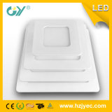 Nuevo 6W integrado LED cuadrado Downlight