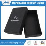 Известный черный ящик автомобиля для коробок подарка карточки Menbership с затавренным логосом