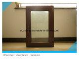 Rotura de la ventana de aluminio abatibles térmica