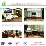 Hergestellte moderne kundenspezifische hölzerne Hotel-Gaststätte-Schlafzimmer-Möbel