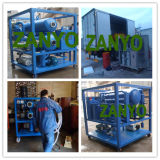 Máquina del purificador de la desgasificación del petróleo del transformador de Zyd-II