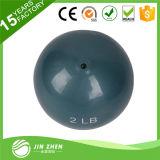 Bola suave rellenada con arena del peso del PVC de la gimnasia