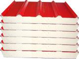 Beau panneau de mur en acier ondulé pour l'atelier en acier