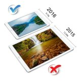 Caso moderno do estilo do livro do vintage de 2016 liberações para o iPad PRO