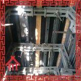 Sistema do molde para o preço de fábrica do muro de cimento