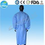 Sterile chirurgische Kleider, chirurgische Wegwerfkleider für Verkauf